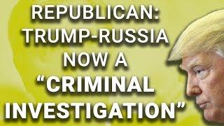 Republican: Trump-Russia Now a