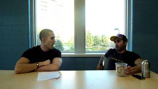 Crossfit Interview With Reza Mashkoori Pt.2