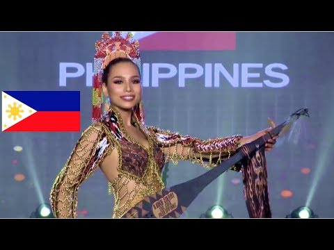 Miss Grand International 2017: ELIZABETH CLENCI Miss Philippines National Costume Performance (FULL)