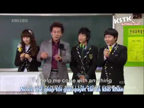 "Chan Doo sings ""I have a dream"" in LOS ep6.flv"