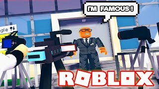 I'M A CLOUT CHASER In Roblox (Roblox Fame Simulator)