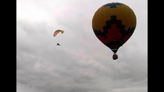 Թռիչքներ` ինքնաթիռով, պարապլանով ու օդապարիկով  օդային փառատոն՝ Արցախում