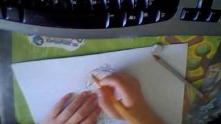 Drawing Vocaloid Lily