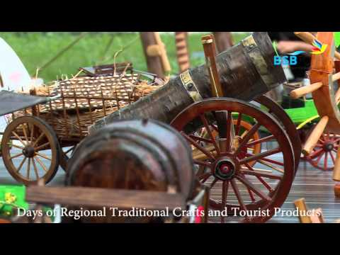 Ttraditional crafts in Burgas region