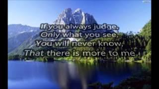 The Power of One- lyrics