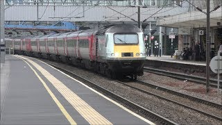 Video Busy Afternoon at Peterborough Station, ECML | 27/06/17 download MP3, 3GP, MP4, WEBM, AVI, FLV Maret 2018