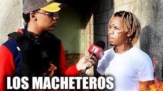 Me Meti al Fondo de LOS ALCARRIZOS barrio MACHETERO con mi  CHALECO ! preguntas Mixtas