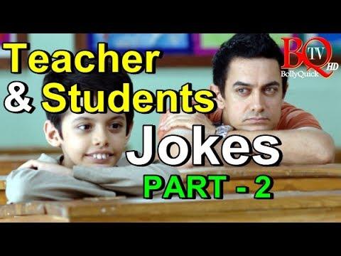 Teacher Student Jokes In Hindi Part 2 Youtube