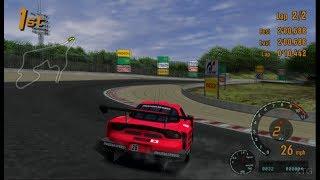 Gran Turismo 3 - Drift Practice PS2 Gameplay HD