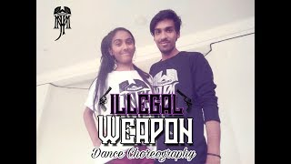 ILLEGAL WEAPON | GARRY SANDHU | DANCE CHOREOGRAPHY