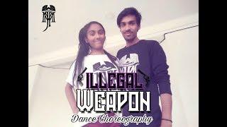 ILLEGAL WEAPON | GARRY SANDHU | DANCE CHOREOGRAPHY