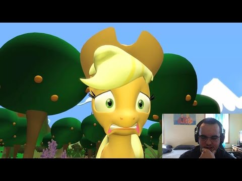 A Brony Reacts - Applejack's Orange Farm