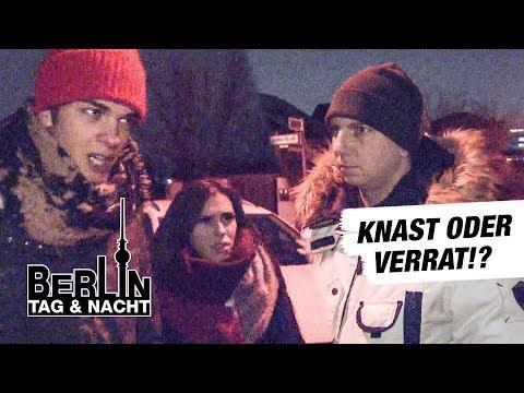Drohung: Jonny soll gegen Marvin aussagen #1879   Berlin - Tag & Nacht