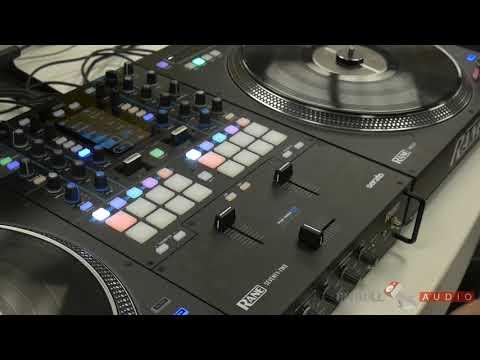 Pitbull Audio Gear Preview: Serato Rane (DJ Mixer & DJ Battle MIDI Controller)