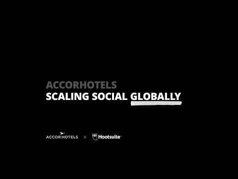 AccorHotels - Scaling Social Globally
