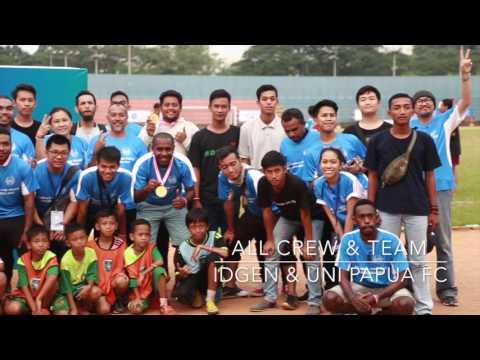 Football For Peace Indonesia Team & Crew