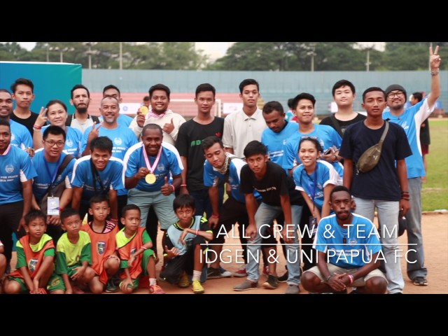 Football For Peace Indonesia Team & Crew