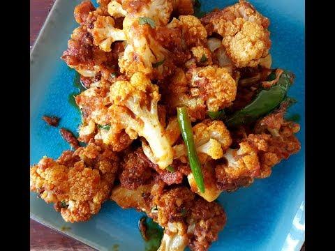 Best Keto Recipes I Keto Spicy Cauliflower Masala I Low Carb Cauliflower Masala