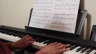 """Jurassic Park"" A Tree For My Bed (Piano)- John Williams"