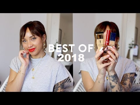 FAVOURITE BEAUTY PRODUCTS FROM 2018