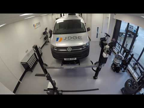 J D Garage Equipment - Training Centre Complete