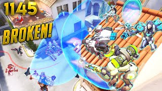 The *CHEESIEST* Hollywood STRAT!?   Overwatch Daily Moments Ep.1145 (Funny and Random Moments)