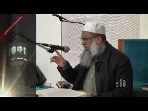 English Tafsir Surah al Bakarah PART8  Shaykh Abdul Qayyum at the East London Mosque