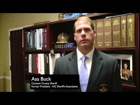 Sheriff Asa Buck On Why He Backs Buck Newton For Attorney General