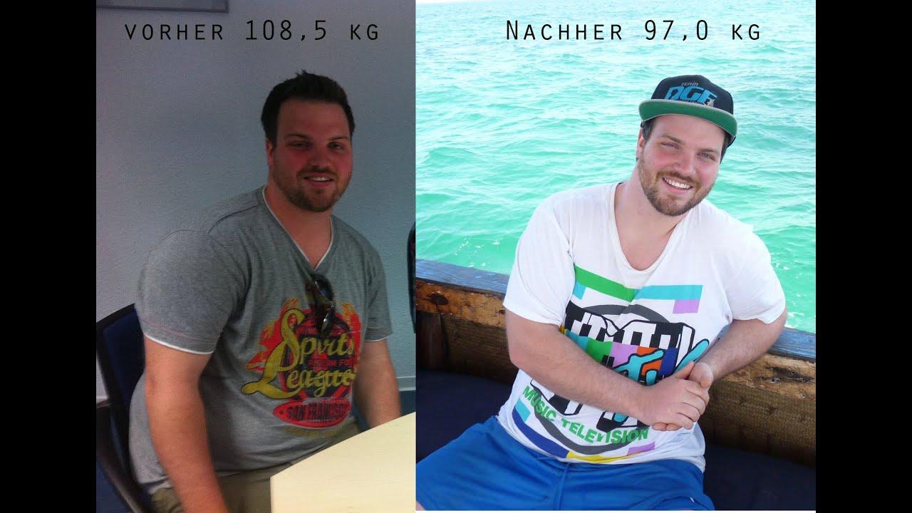 wie viel kilo kann man abnehmen mit almased