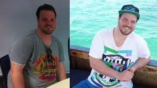 Almased Selbstexperiment: Vorher/Nachher -12,5 kg abgenommen. Was sagt die Waage?!