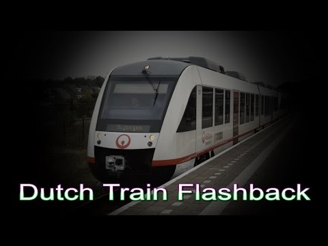 Dutch Train Flashback: Veolia Transport Nederland