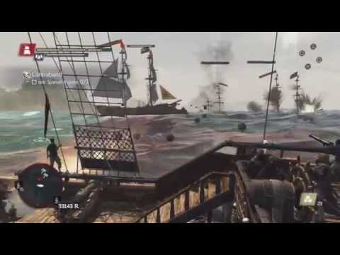 Assassin's Creed 4 - Naval Contract - Contraband Walkthrough