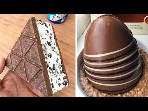 Yummy DIY Chocolate Recipe Ideas   Easy Chocolate Cake Decorating Tutorial   Yummy Cakes