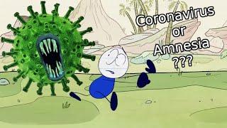 Coronavirus Or Amnesia? Pencilmate's Worried | Animated Cartoons Characters | Animated Short Films