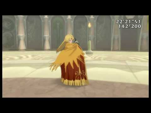 Tales Of Vesperia Definitive Edition : 200 Man Melee - Hard Mode - No Healing Items - Level 100
