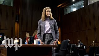 Fourth day Amy Coney Barrett's Supreme Court confirmation hearing - 10/15 (FULL LIVE STREAM)