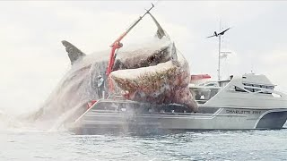 "(தமிழ்)#TheMeg Shark""Attack