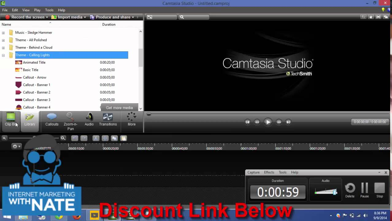 Camtasia Review - What Is Camtasia - YouTube