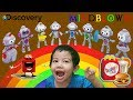 Learn Colors With 2019 Discovery #MINDBLOWN Robots McDonald's Happy Meal Complete Set of 8 Toys