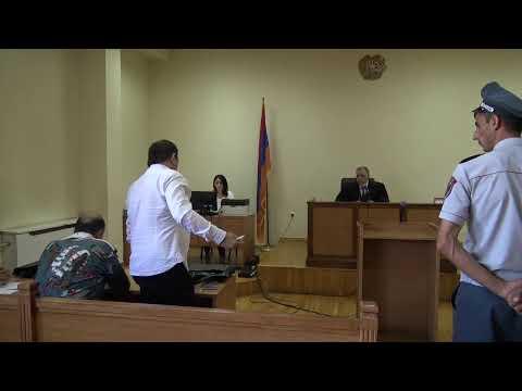 ՈՒՂԻՂ. Էջմիածնում մեկնարկեց «Դոն Պիպոյի» գործով առաջին դատական նիստը