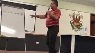 """Seminario: """"El lazo analítico"""" Dr. Gerardo Arenas. Parte 1"""