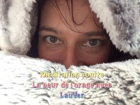ASMR pour enfant - Méditation contre la peur (orage) - YouTube