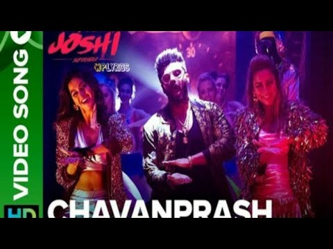 CHAVANPRASH LYRICS – Bhavesh Joshi Superhero | Arjun Kapoor, Harshvardhan Kapoor