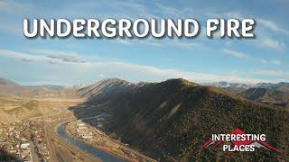 Colorado's Underground Fire