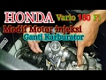 HONDA Vario 150fi fuel injection modif to karburator Episode 5
