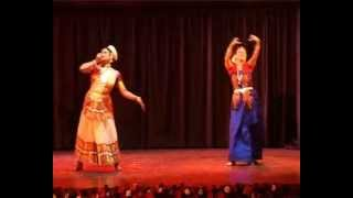 Nayika - Choreography by Sonal Mansingh Part 1