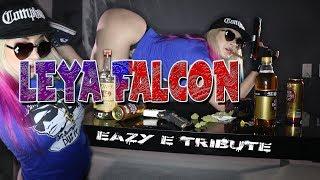 Leya Falcon pays Tribute to Eazy E - SLIVAN #416