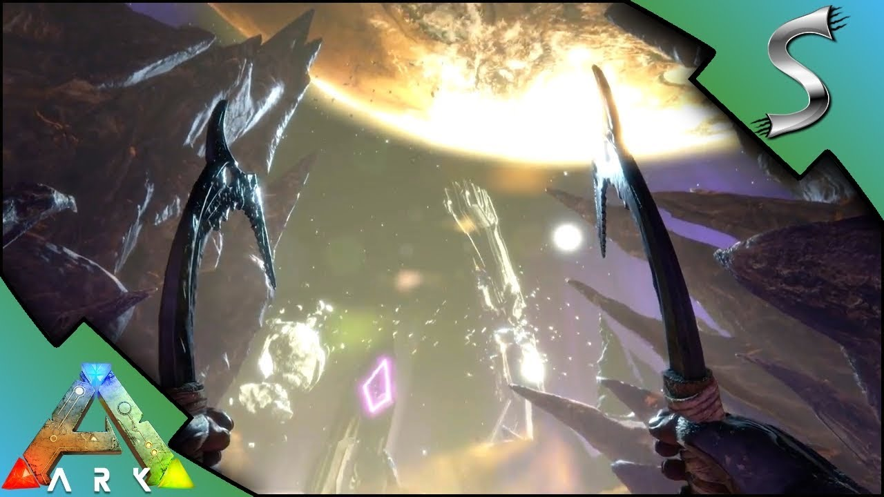 NEW MAP, CREATURES, WEAPONS, GEAR AND CHALLENGES! ARK ABERRATION EXPANSION  TRAILER BREAKDOWN!