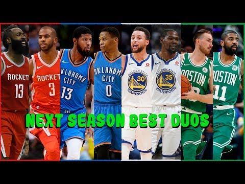 NBA Top 10 Duos of the 2018 - 2019 Season Mp3