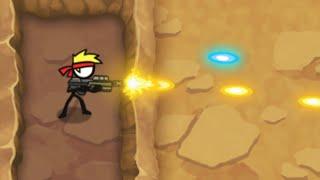 Stickman Peacekeeper · Game · Gameplay